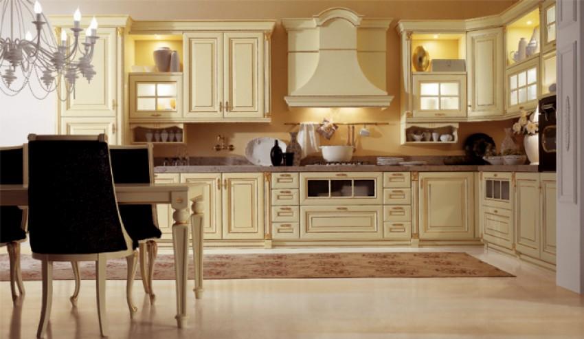 Arrogance cucina classica essegi arredo mobili e for Essegi arredo