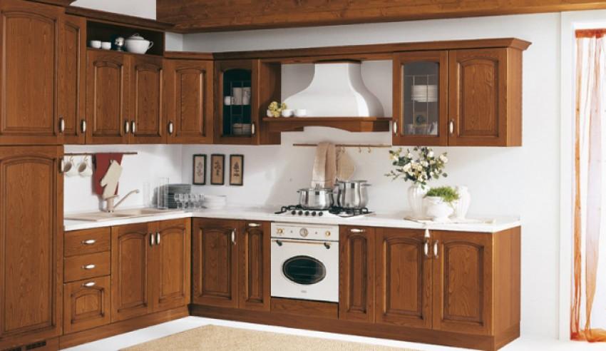 Giara cucina tradizionale essegi arredo mobili e for Cucina tradizionale