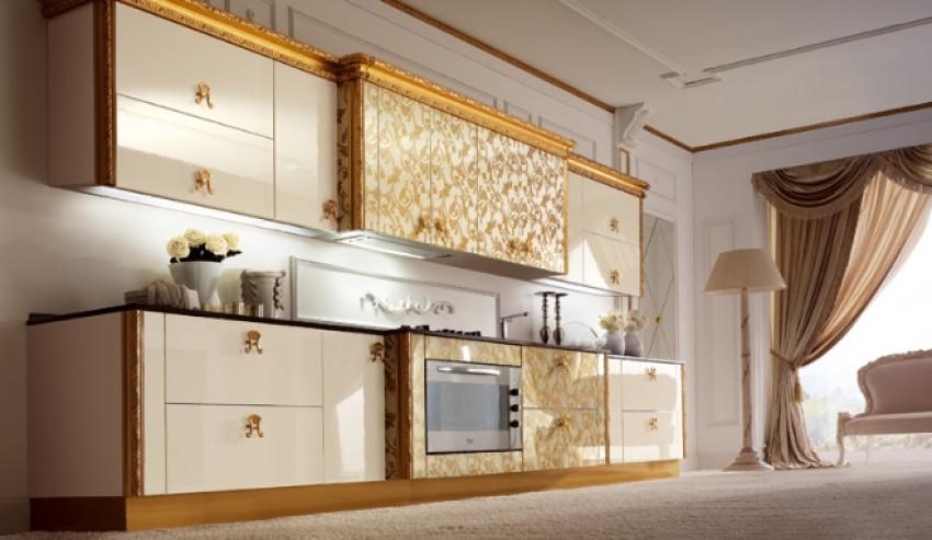 Majestic cucina classica essegi arredo mobili e for Essegi arredo