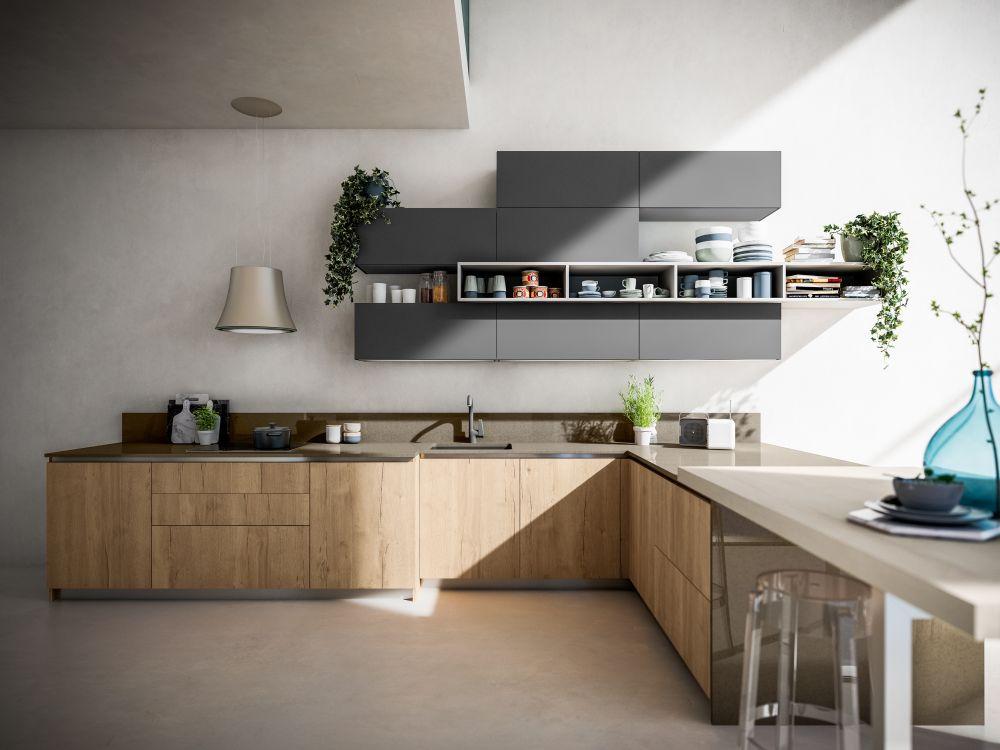 Iside essegi arredo mobili e arredamento d 39 interni a - Cucine 1000 euro ...